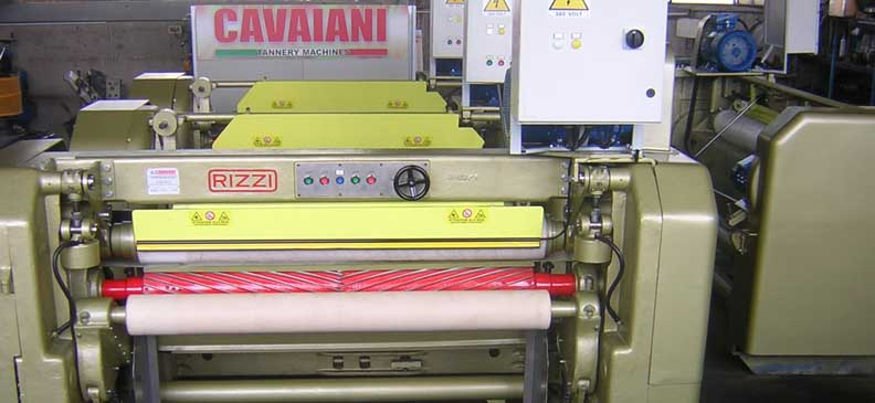 Cavaiani Tannery Machines